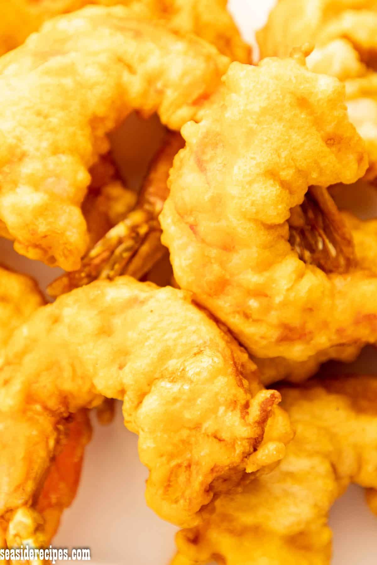 Deep-fried Prawns